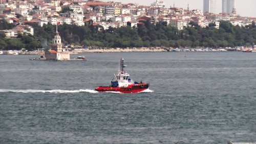 The 24th Med Marine Tugboat Has Joined The Company's Harbour Fleet in Turkey's Izmit Bay.