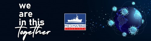 COVID-19 Measures on Med Marine Premises