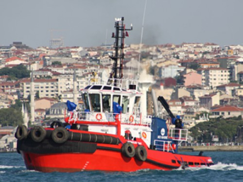 Med Marine delivered its new tugboat, YILPORT M, to Izmit Bay.