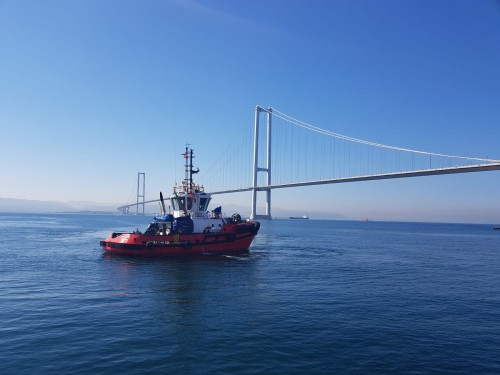 Med Marine Delivers the Sixth Unit of Ramparts 2300-MM Tugboat To its Harbour Fleet.