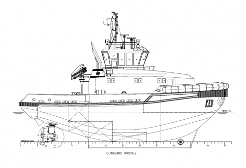 Med Marine is Building New Concept Ice Class Tugs for Svitzer