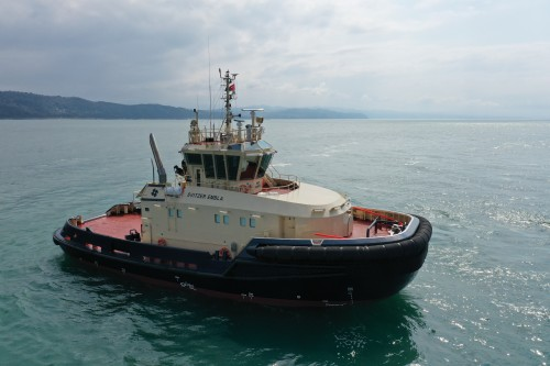 Med Marine Successfully Delivered Svitzer´s 30M Tugboat, Svitzer Embla