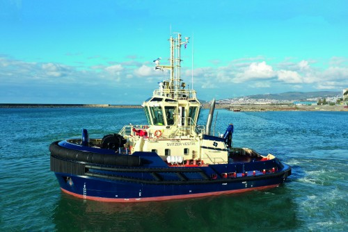 Med Marine's Exclusive Tug In Svitzer's German Fleet