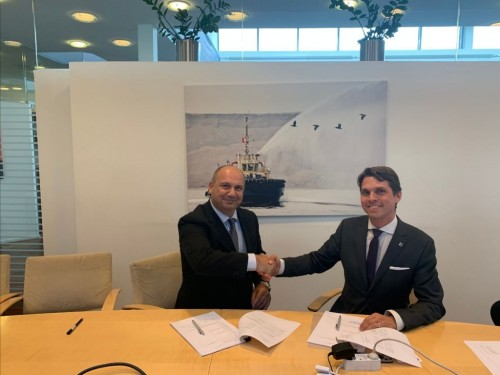 Svitzer and Med Marine Have Signed Deal for Two Innovative Icebreaking Tugs (Svitzer Press Release)